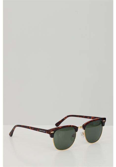 Occhiali da sole unisex in tinta unita Cristian Leroy in metallo con lenti tonde CRISTIAN LEROY | Sunglasses | 153909
