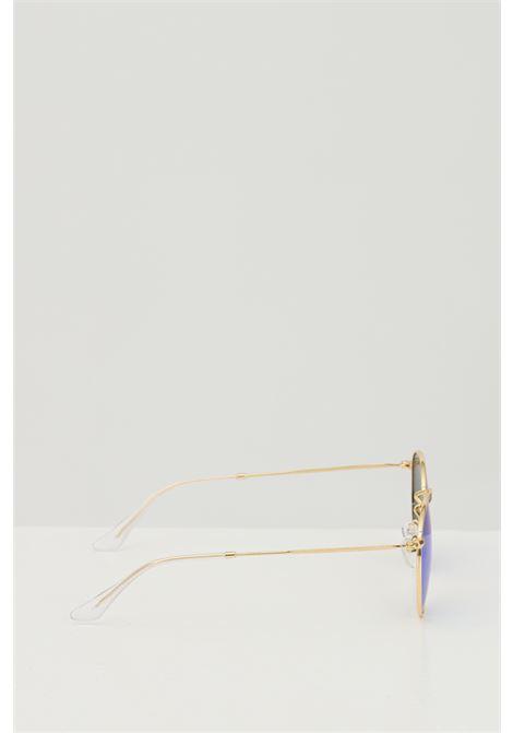 Occhiali da sole unisex in tinta unita Cristian Leroy in metallo con aste sottili CRISTIAN LEROY | Sunglasses | 169701