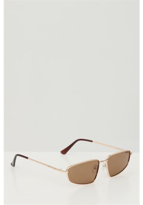 Occhiali da sole in tinta unita Cristian Leroy rettangolari e in metallo CRISTIAN LEROY | Sunglasses | 979602