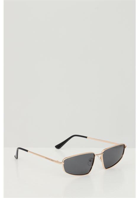 Occhiali da sole in tinta unita Cristian Leroy rettangolari e in metallo CRISTIAN LEROY | Sunglasses | 979603