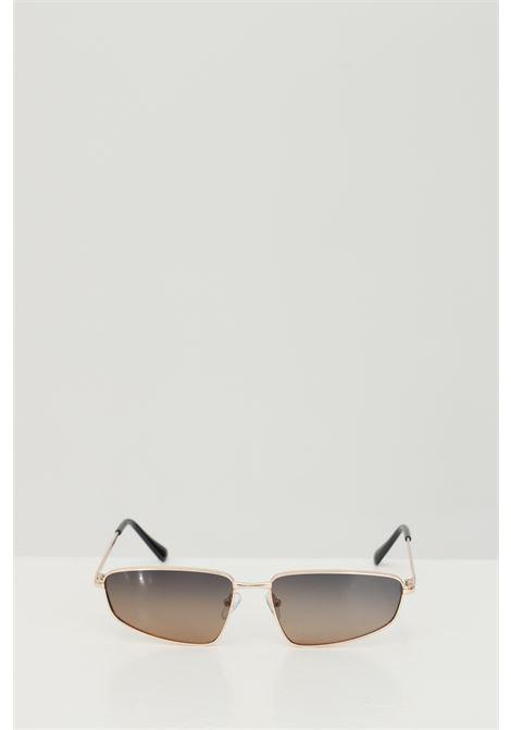 Occhiali da sole in tinta unita Cristian Leroy rettangolari e in metallo CRISTIAN LEROY | Sunglasses | 979604