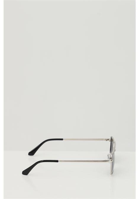 Occhiali da sole unisex in tinta unita Cristian Leroy rettangolari e in metallo CRISTIAN LEROY | Sunglasses | 979704