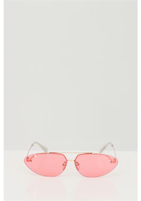 Occhiali da sole unisex rosa Cristian Leroy con aste sottili CRISTIAN LEROY | Sunglasses | 983504