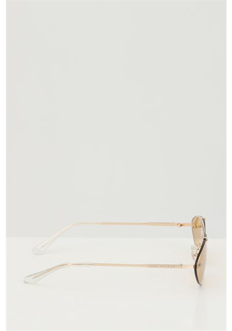 Occhiali da sole unisex oro Cristian Leroy con aste sottili CRISTIAN LEROY | Sunglasses | 983506