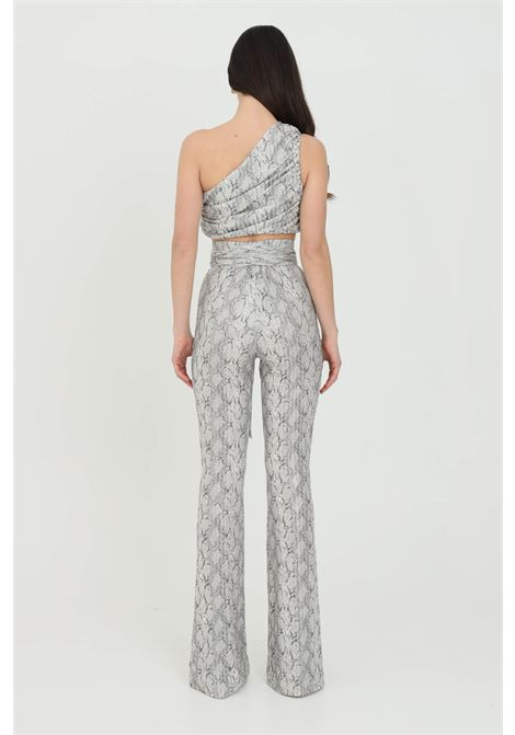 Palace trousers with belt at waist DRAMèE | Pants | D21017.