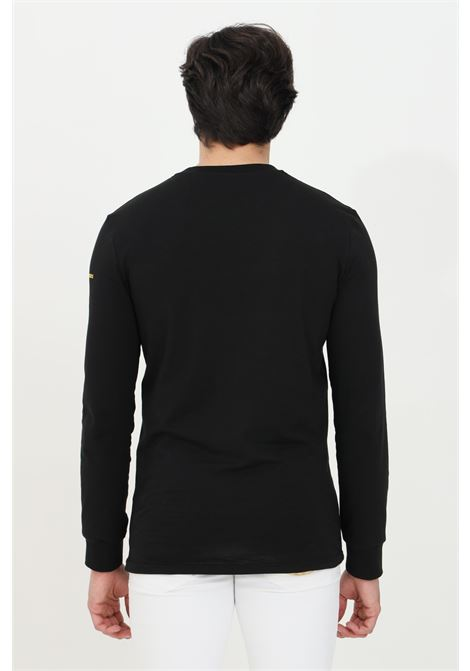 Black t-shirt with long sleeves dsquared2 DSQUARED2 | T-shirt | D9M103540001