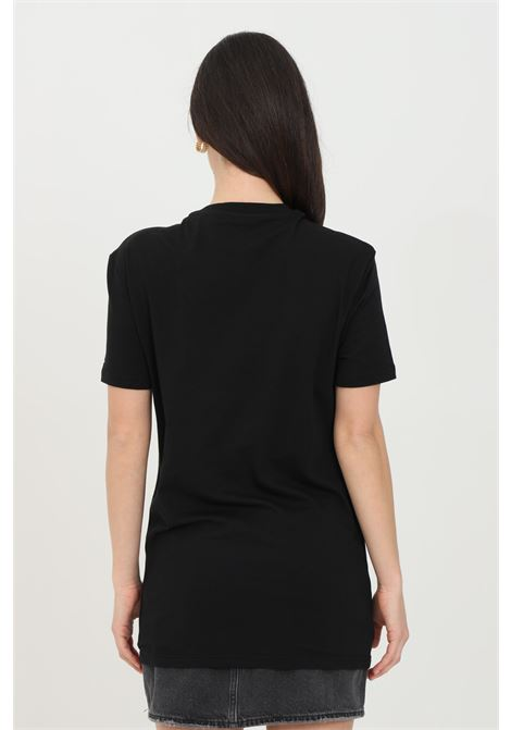 T-shirt unisex nero dsquared2 a manica corta con logo sulla manica DSQUARED2 | T-shirt | D9M203570001