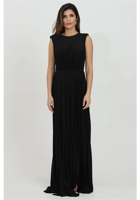 Dress with pendant on the back ELISABETTA FRANCHI | Dress | AB05211E2110