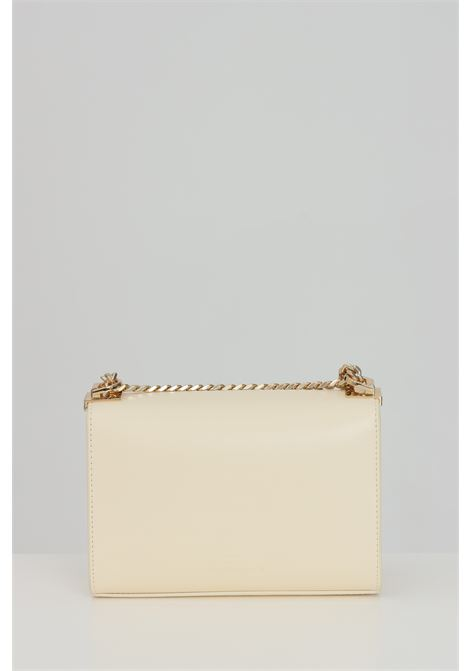 Woman bag butter elisabetta franchi with asymmetrical shoulder strap ELISABETTA FRANCHI | Bag | BS21A11E2193