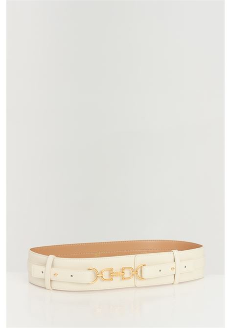 Elisabetta franchi women's buttercup high-waisted belt ELISABETTA FRANCHI | Belt | CT04S11E2193