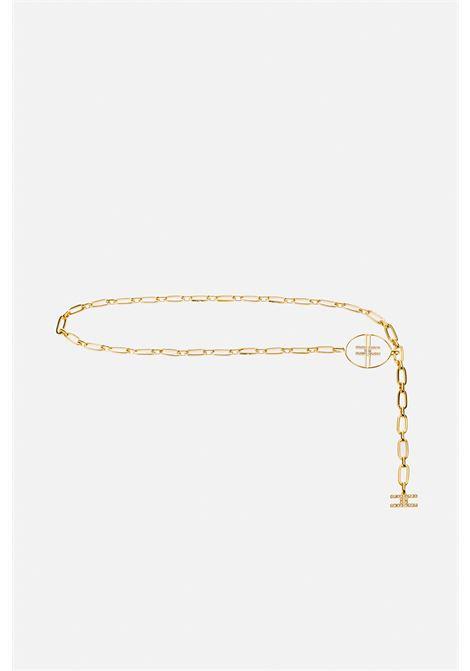 Light gold chain belt ELISABETTA FRANCHI | Belt | CT10A11E2U95