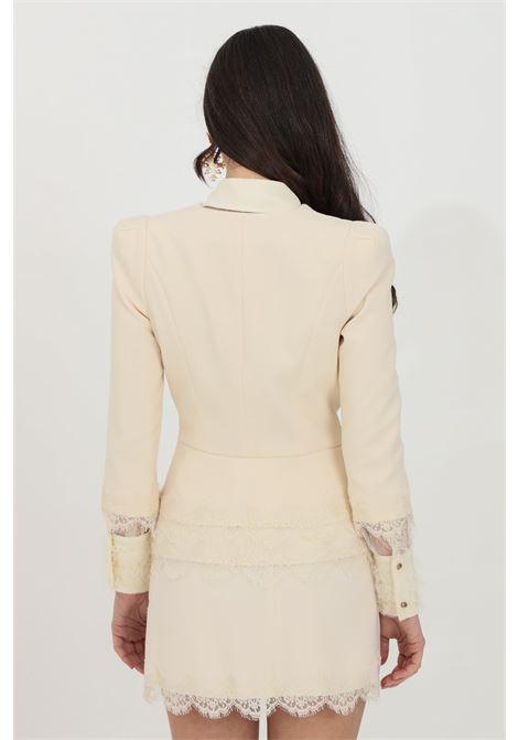 Elegant jacket in lace ELISABETTA FRANCHI | Blazer | GI97111E2193
