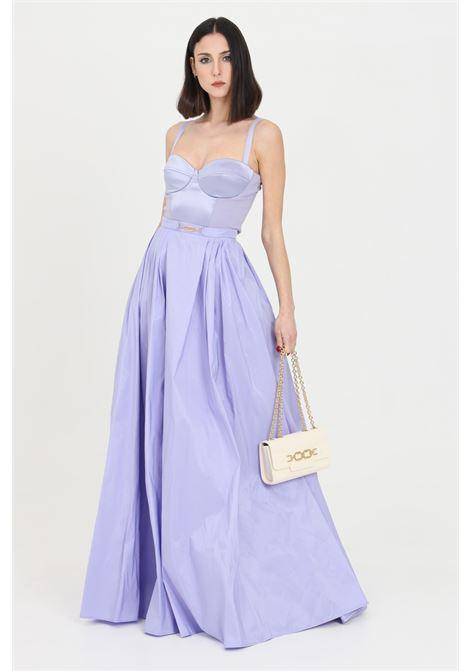 Phard elisabetta franchi women's wide skirt ELISABETTA FRANCHI | Skirt | GO48213E2Q38