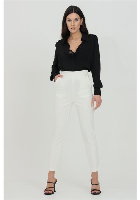 Pantaloni essential skinny ELISABETTA FRANCHI   Pantaloni   PA38511E2360