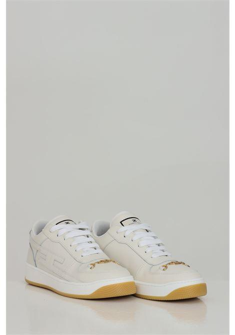 Sneakers woman elisabetta franchi low in calfskin ELISABETTA FRANCHI | Sneakers | SA83H11E2360