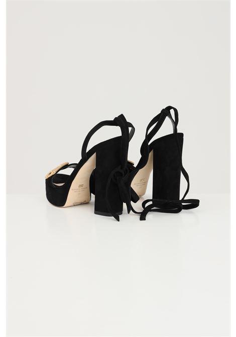 Sandali donna nero elisabetta franchi ELISABETTA FRANCHI | Party Shoes | SA89L11E2110