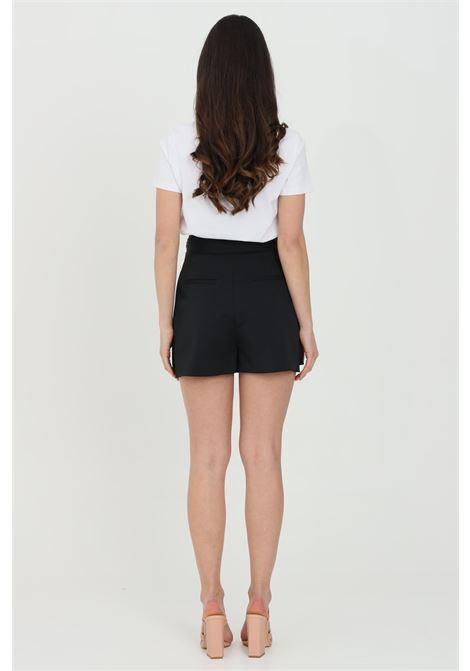 Shorts donna elisabetta franchi ad effetto gonna con fiocco ELISABETTA FRANCHI | Shorts | SH00613E2110