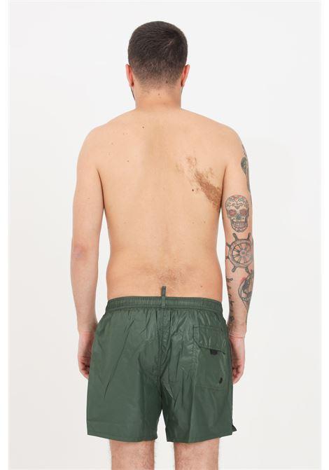 Green men's beach shorts f**k F**K | Beachwear | F21-2002VS.