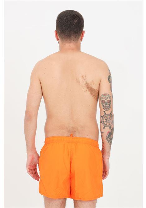 Costume uomo arancione f**k shorts mare F**K | Beachwear | F21-2005AR.
