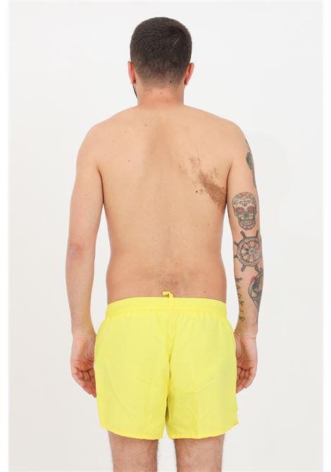 Costume uomo giallo f**k shorts mare F**K | Beachwear | F21-2005GL.