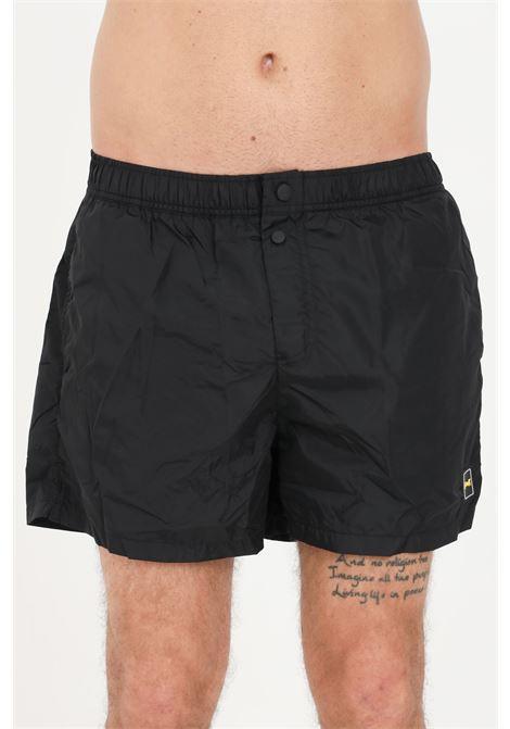 Costume uomo nero f**k shorts mare F**K | Beachwear | F21-2007NR.