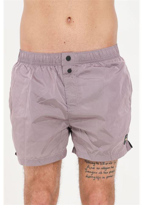 Costume uomo lilla f**k shorts mare F**K | Beachwear | F21-2007RO.