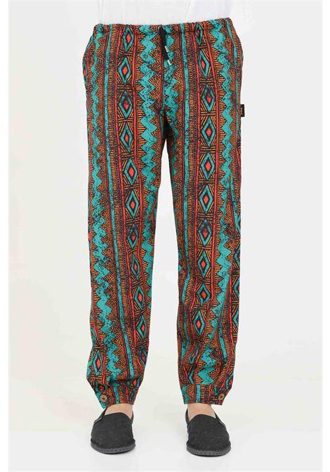Pantaloni uomo fantasia f**k casual con coulisse in vita F**K | Pantaloni | F21-2151U.