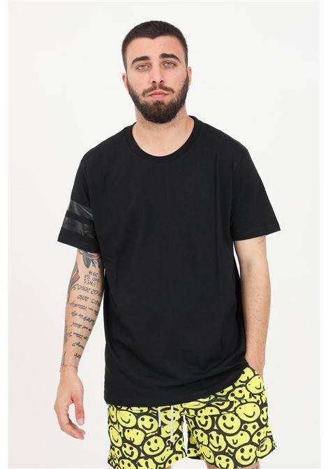 T-shirt basic uomo nero f**k a manica corta F**K | T-shirt | F21-2500NR.
