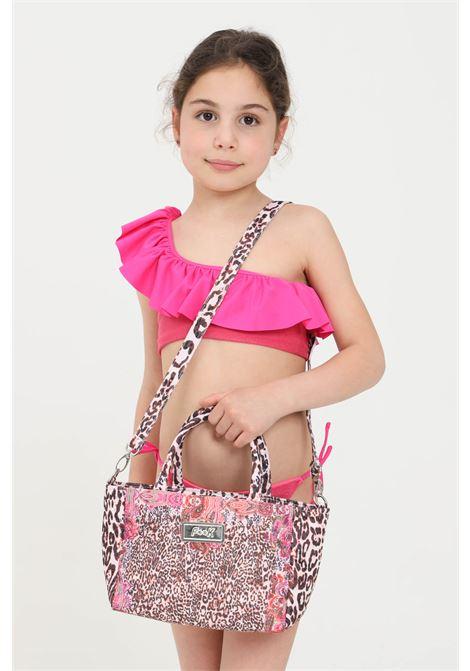Borsa donna bambina multicolor f**k F**K | Borse | FJ21-1704U.
