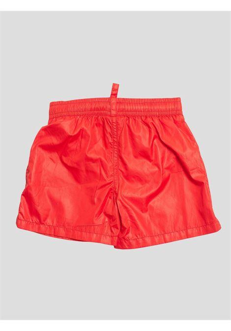 Red baby shorts f**k F**K | Beachwear | FJ21-3901RS.