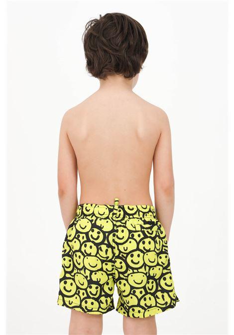 Yellow baby beach shorts f**k F**K | Beachwear | FJ21-4025U.