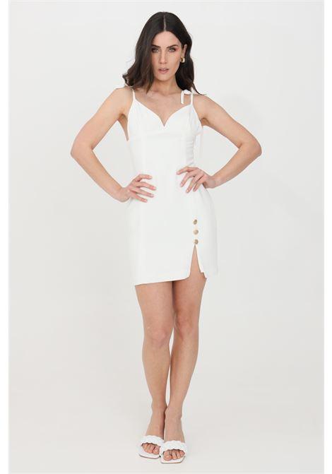White short dress feminista FEMINISTA | Dress | AFRODITEBIANCO