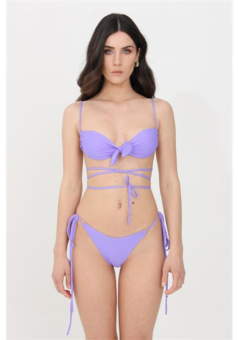 Lilac bikini feminista FEMINISTA | Beachwear | ARTEMIDELILLA