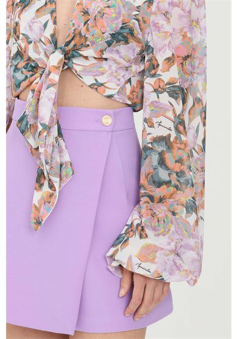 Flower blouse feminista FEMINISTA | Blouse | BELLONAFANTASIA FIORI