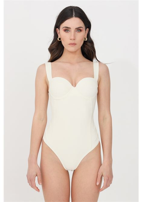 Cream elegant body feminista FEMINISTA | Body | IRIDEPANNA