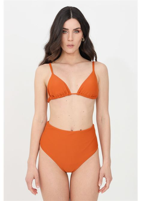 Orange bikini feminista FEMINISTA | Beachwear | PERSEFONECOCCIO
