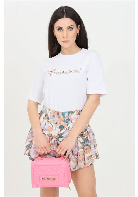 White t-shirt short sleeve feminista FEMINISTA | T-shirt | SELENABIANCO-FANTASIA