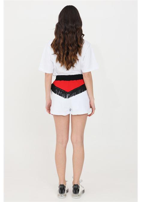 White casual shorts gaelle GAELLE | Shorts | GBD8315BIANCO