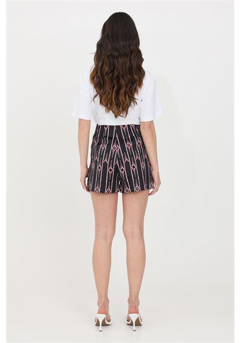 Shorts donna nero gaelle elegante GAELLE | Shorts | GBD8624NERO