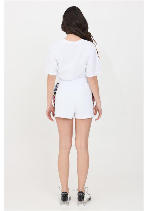 White casual shorts gaelle GAELLE | Shorts | GBD8758BIANCO