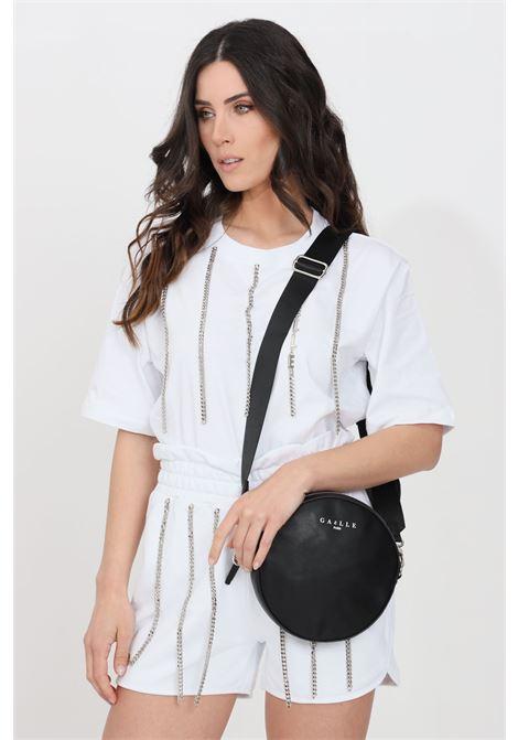 White t-shirt short sleeve gaelle GAELLE | T-shirt | GBD8790BIANCO