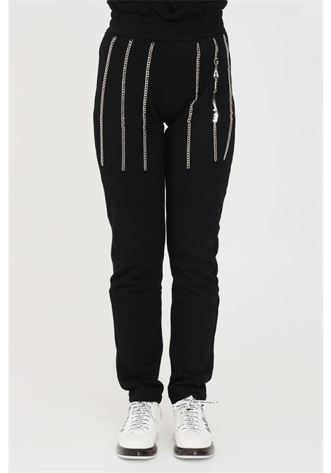 Black casual trousers gaelle GAELLE | Pants | GBD8791NERO