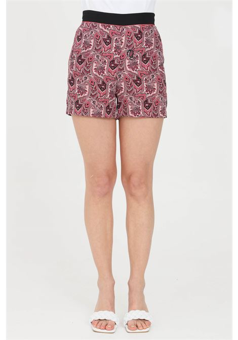 Multicolor casual shorts gaelle GAELLE | Shorts | GBD8872ROSA