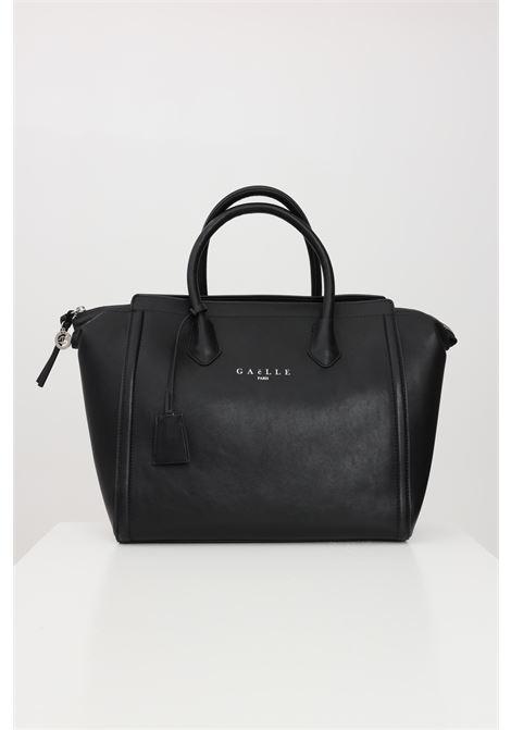 Black bag with shoulder strap gaelle GAELLE   Bag   GBDA2167NERO