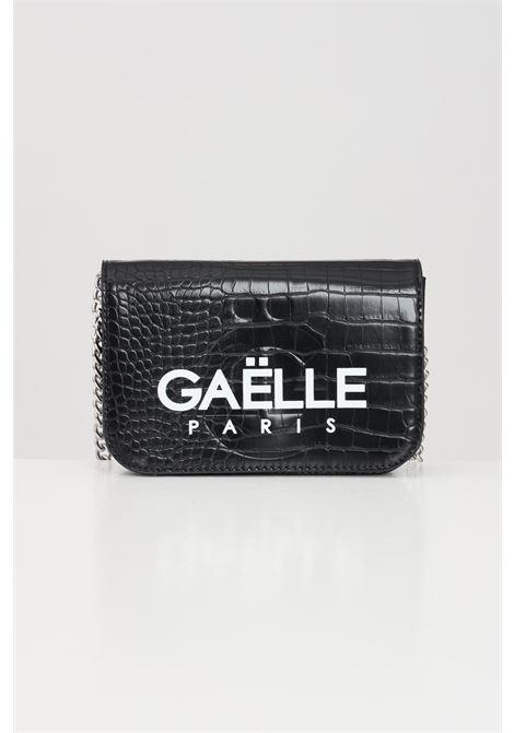 Black bag with shoulder strap GAELLE   Bag   GBDA2191NERO
