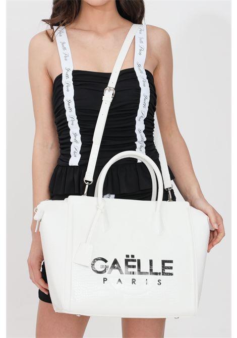 White bag with removable shoulder strap gaelle GAELLE   Bag   GBDA2196BIANCO