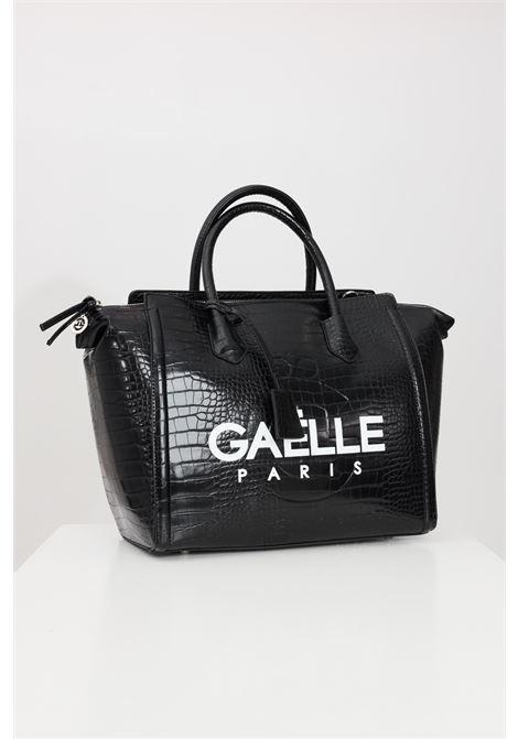 Black bag with removable shoulder strap gaelle GAELLE   Bag   GBDA2196NERO
