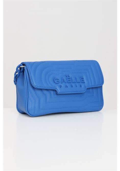 Blue bag with shoulder strap gaelle GAELLE   Bag   GBDA2236BLU