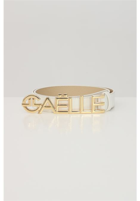 GAELLE | Belt | GBDA2333ABIANCO-ORO