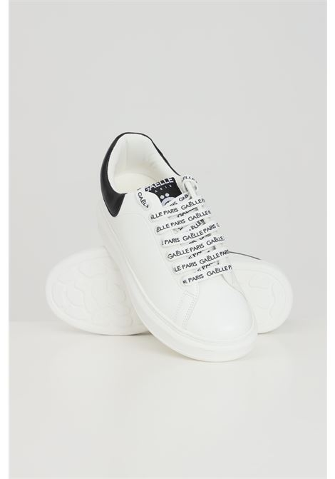Sneakers donna bianco gaelle GAELLE | Sneakers | GBDS2254BIANCO